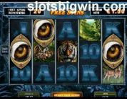 BIG WIN: Untamed Bengal Tiger video slot