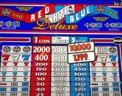 Akafuji Slot★Super Big Win on free play/RED WHITE & BLUE Slot & DOUBLE BUCKS Slot, San Manuel Casino