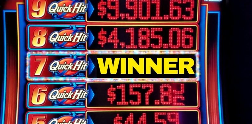 ★BIG WIN★QUICK HIT RICHES  7 Quick Hits Hit & Free Games Won   Great Session  Walking Dead Slot Play