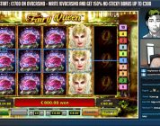 MEGA WIN! Fariy Queen BIG WIN — HUGE WIN — Slots (8 euro bet)