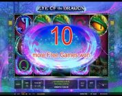 Eye Of The Dragon — Free Spins BIG WIN!