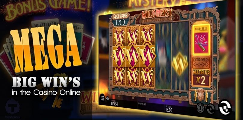 Mega Big Wins in the Casino Online. Mega big win 1000x | Super mega big win 5000x