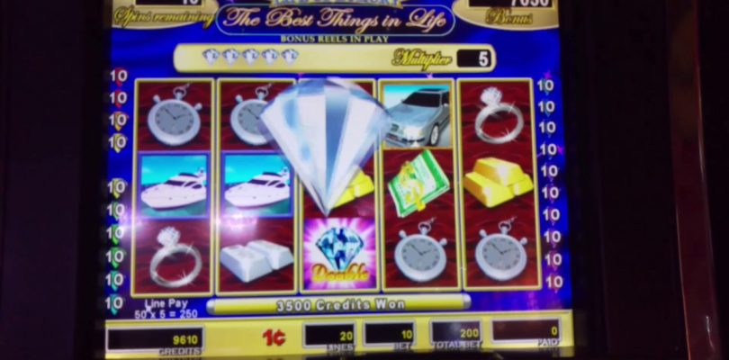 Life of Luxury Bonus BIG WIN!!!!