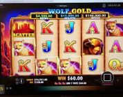 Big WIN On Tangiers Casino Wolf Gold BoomWin JACKPOT