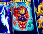 ★5 DRAGONS GRAND★BIG WIN SLOT MACHINE★TIMBER WOLF GRAND★ LAS VEGAS SLOTS!