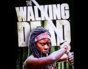 BIG WINS WITH MICHONNE!  WALKING DEAD 2 SLOT MACHINE POKIE BONUS!  BIG WIN!!!