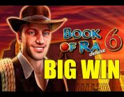 Online casino 6 euro bet HUGE WIN — Book of Ra 6 BIG WIN