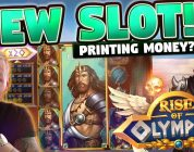BIG WIN Rise of Olympus from Casino Live Stream!