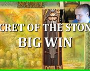 BIG WIN ON SECRET OF THE STONES !!