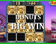 BIG WIN ON DONUTS — X64 MULTIPLIER — BIG TIME GAMING