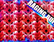 ✦BIG WIN✦  Raging Buffalo Slot Machine $6.40 Max Bet Bonus Won| Live Slot Machine Play