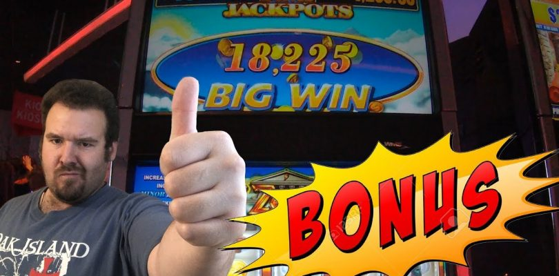 ZEUS Original max bet Bonus Free Spins and BIG WIN Mechanical Reel Slot Machine