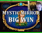 BIG WIN ON MYSTIC MIRROR — RED RAKE