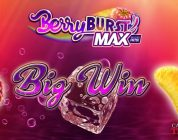 €16 BET BIG WIN ON THE NEW BERRYBURST MAX SLOT FROM NETENT