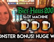 Bier Haus 200 MONSTER Bonus! BIG WIN!!!