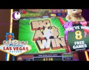TED SLOT PLAY BOUNS BIG WIN! Cosmopolitan Las Vegas