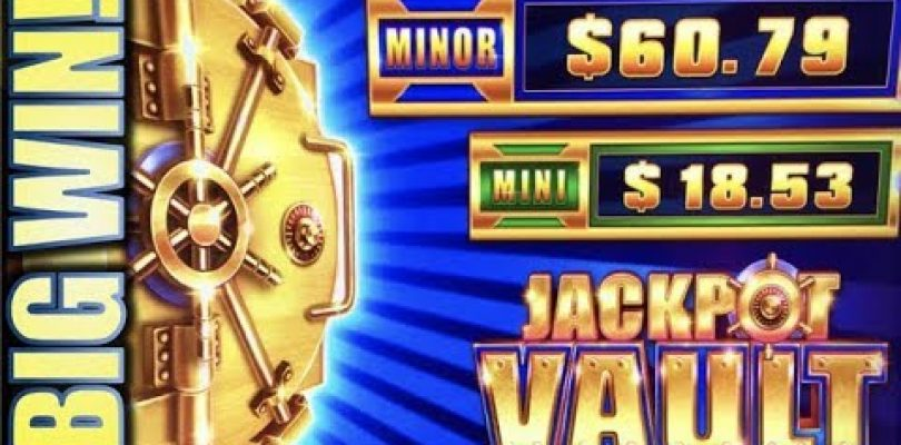 ★MAX BET AT THE RIGHT TIME! BIG WIN!★ JACKPOT VAULT FINE DIAMONDS & REEL BASH Slot Machine Bonus