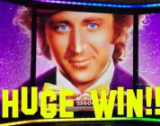 World of Wonka FULL SCREEN OF WONKAS HUGE WIN Free Spin Bonus Slot Machine