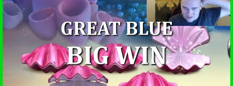 GOOD OLD GREAT BLUE! BIG WIN!