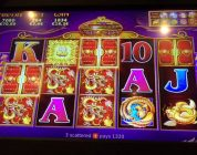 ++ HANDPAY ++ 5 TREASURES — Big Huge Win Bonus & Retrigger Similar 88 Fortunes Bally Slot Machine