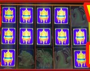 ** SUPER BIG WIN ON NEW SLOT MACHINE  PHOENIX FA ** SLOT LOVER **