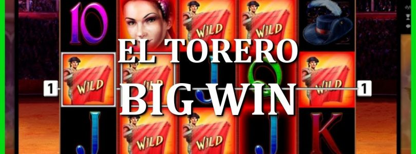 BIG WIN ON EL TORERO — MERKUR (meep_bleep)