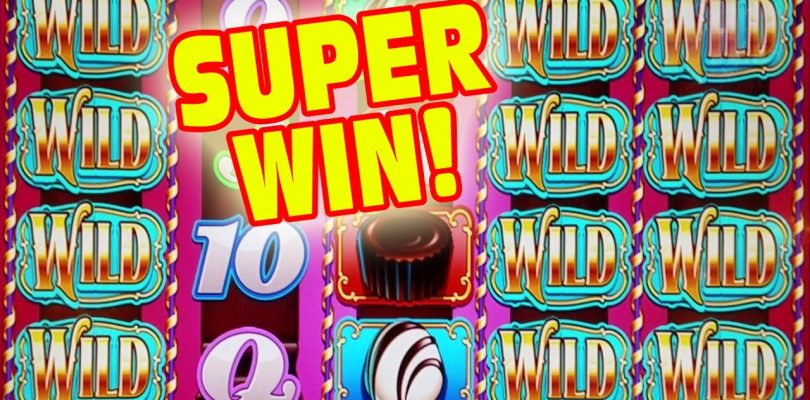 MONSTER DAY AT THE CASINO  ★  SUPER BIG WIN ON THE SLOTS