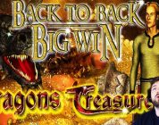 BIG WIN on Dragon's Treasure — Back to Back Bonus — Merkur Slot — 1€ BET