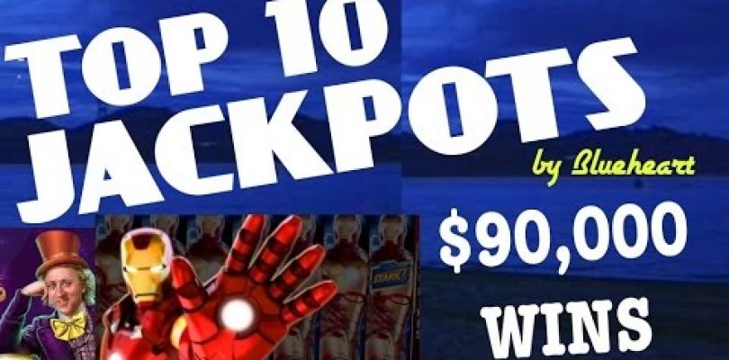 ★★TOP 10 JACKPOTS★★ «BIGGEST SLOT WINS»  ★ALL TIME BEST JACKPOT HANDPAYS★