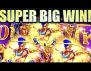★SUPER BIG WIN!★ KING RAMSES & MORE NEW AINSWORTH GAMES Slot Machine Bonus