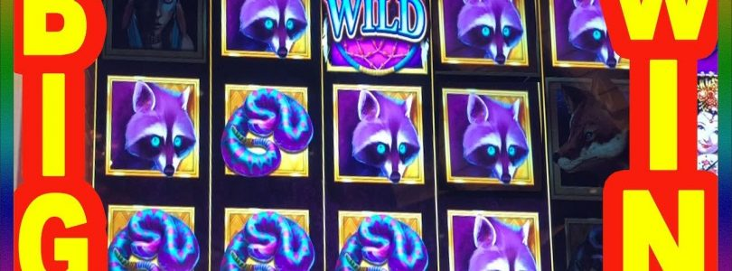 ** BIG WIN ON NEW GAME SHADOW FOX DREAM CATCHER ** SLOT LOVER **
