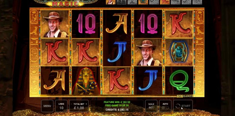 Online Slots — Book of ra magic BIG WIN