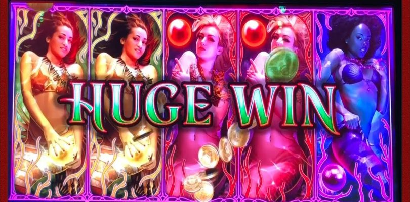 ** SUPER BIG WIN ** SIRENS CALL n others ** SLOT LOVER **