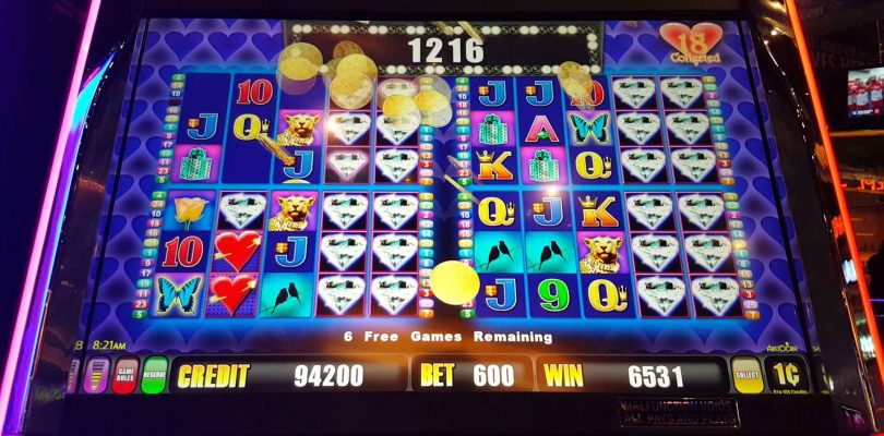 More Hearts Pokie — Max Bets BIG WIN!!