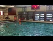 WO JV Water Polo v EK. Big win for WO!! 8-5!