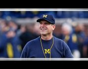 Michigan's big win quiets Harbaugh's critics — for now