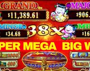 ✦MEGA BIG WIN✦ 88 Fortunes Slot Machine  w/$8.80 Max Bet | MASSIVE SLOT WIN | Better Than Handpay JP