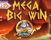 MEGA BIG WIN on Rise of Olympus Slot (Play'n Go) — Hades Bonus — 5€ BET!