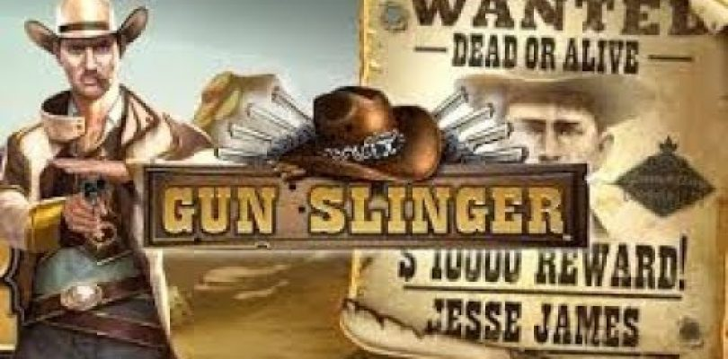 Gunslinger (New Blueprint Slot) Super Big Win