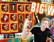 Danger Hugh Voltage Slot Mega Win — Pirates Charm Slot Big Wins — Online Casino — Casino record win