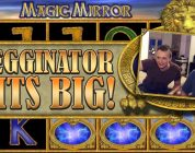 Reggienator on Magic Mirror — SUPER BIG WIN!!