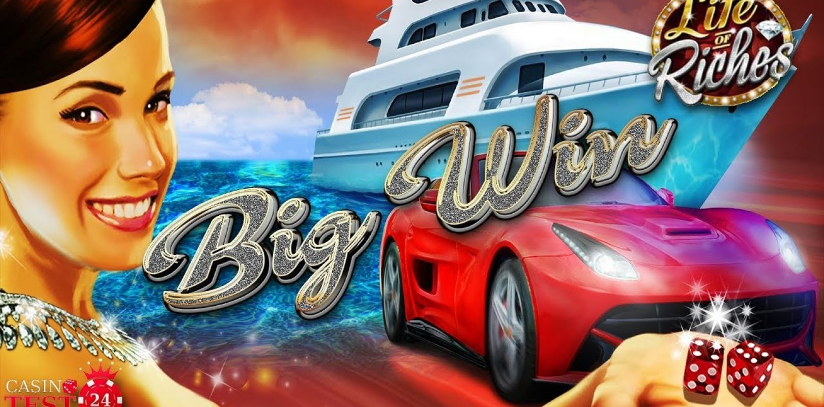 Big Win On Life Of Riches Slot Microgaming 6 Bet Strimer