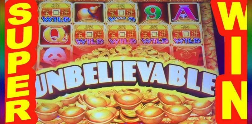 ** SUPER BIG WIN ** XTREME PANDA ** NEW SLOT POKIES ** SLOT LOVER **