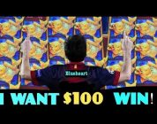5 DRAGONS GRAND slot machine SUPER BIG WIN & BONUS WINS!