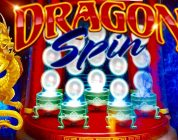 ★MAX BET★ DRAGON SPIN SLOT MACHINE BONUS★BIG WIN LINE HITS ★CASINO GAMBLING! FOUR WINDS CASINO!