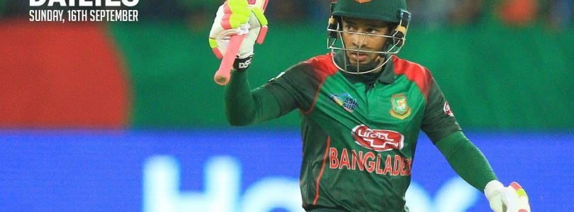 Mushfiqur ton hands Bangladesh a big win against Sri Lanka| Daily Cricket News