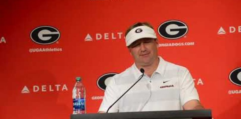 UGA Coach Kirby Smart Talks Big Win Over MTSU