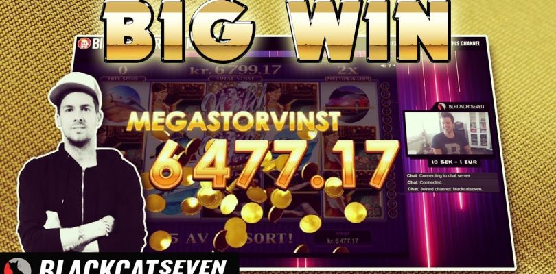 Life of Riches (Microgaming) Big Win