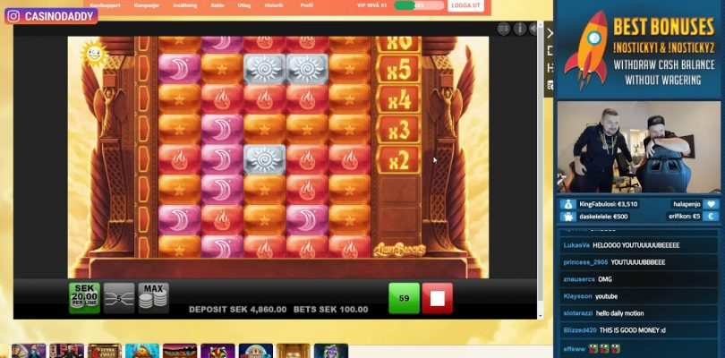 BIG WIN! Light Blocks BIG WIN — 10 euro bet — Huge win from Casino LIVE stream