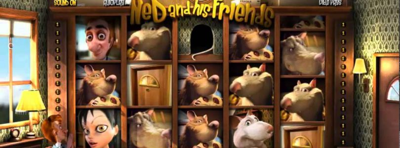 Игровой автомат Ned and his Friends в RioBet Casino